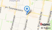 Promo-Line на карте
