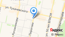 Kentukky на карте