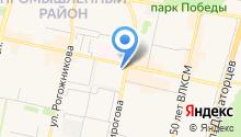 ParketStar на карте