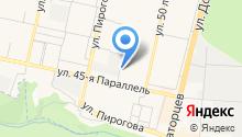 City Life на карте