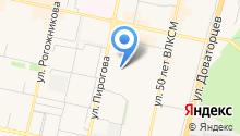 2ГИС на карте
