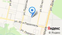 MobiAvto на карте