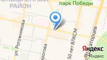 Aro на карте