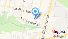 1С-БухОбслуживание. Ставрополь на карте