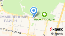 Express Wach на карте
