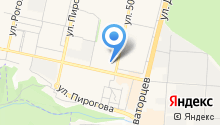 CASINO на карте
