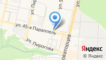 Gotravel на карте