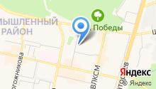 Granat на карте