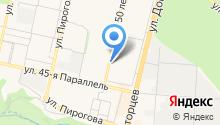 HUQQA BAR на карте