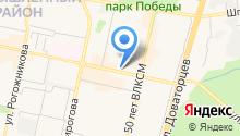 Love Dzuk на карте