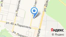INSIGMA на карте