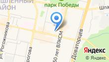 KOSMOTEROS на карте