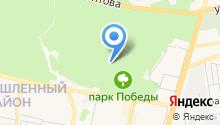 Carte Dor на карте