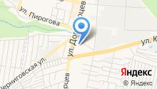 MOTO-KAVKAZ на карте