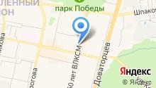 Pivnel на карте