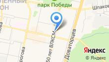 FORTIS недвижимость на карте
