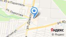 Bagozza на карте