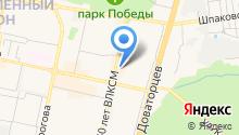 BARADA на карте
