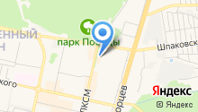 Chup-Chick на карте