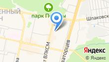 OSOBA на карте