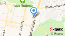 Elena`s style на карте
