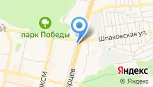 *ано* экспертно-консультационное бюро на карте