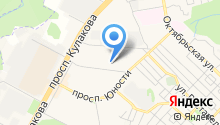 COMFORT BUS на карте