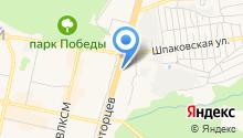 Lingvo Pro на карте