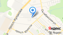 Avtordom.com на карте