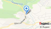 Татарское на карте