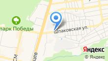 F-zone на карте