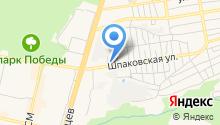 Nissaныч на карте