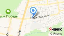 Pronto на карте