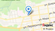 AllGen на карте