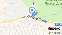 AVTO-PRO+ на карте