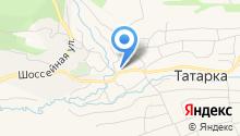 Центральная районная аптека на карте