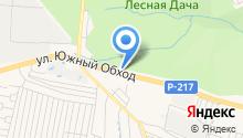 Zone 402 на карте