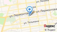 Incognito на карте
