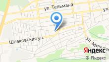 DSS на карте