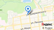 CtrlWeb на карте