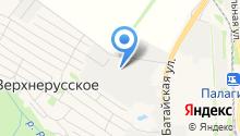 СБК на карте