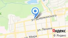 BrowBar Владиславы Владимировой на карте