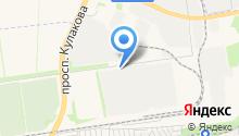 Bosch Сервис Октябрьский на карте