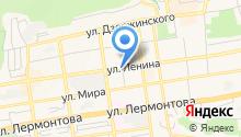 GQ на карте