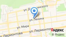 Proffline на карте