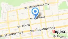 Celebrity на карте