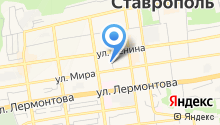 ЯБЛОКО на карте