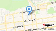 Kinos-Студия, центр психологии на карте