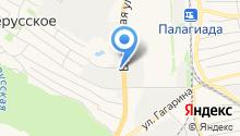М-АГРО на карте