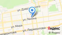 M 13 на карте